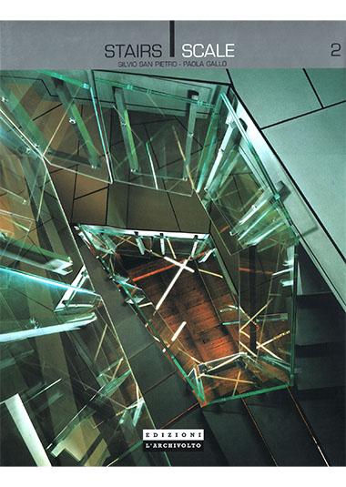 """Stair SCALE, novembre 2006, """"Studio Transit Cosimo Cardone"""", pp. 22-23"""