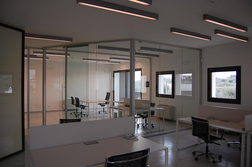 Studio Talent: Edificio direzionale sede del tour operator Nicolaus.