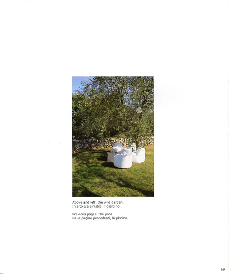 TRULLI style. Trullino pp.60-69, dicembre 2011