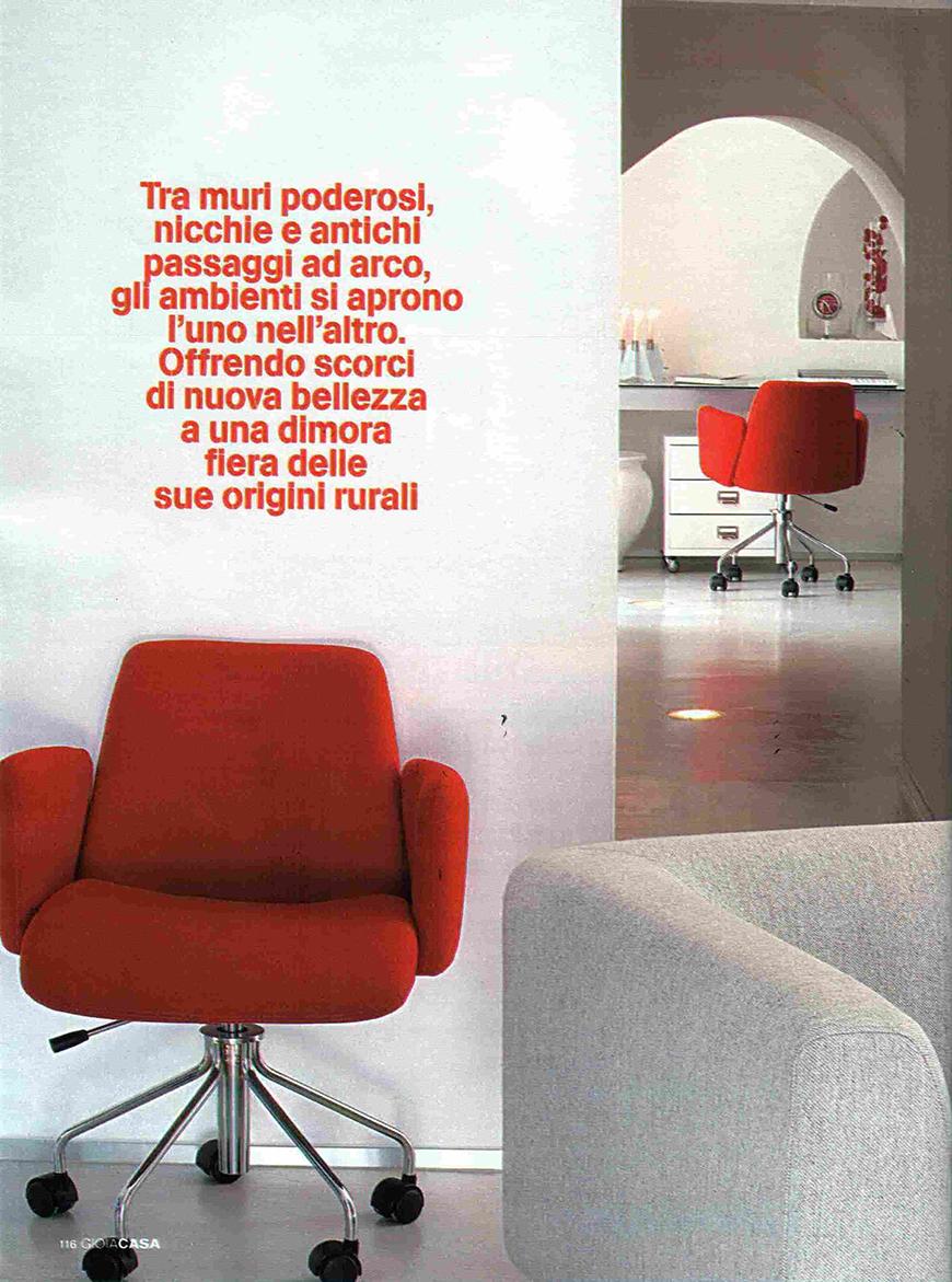 GIOIA CASA – n°6 ottobre 2007, Gravità 0, pp.112-119