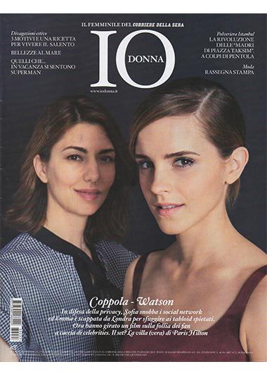 IO DONNA - Io assaporo - Salento slow, pp 65-68, 29 giugno 2013