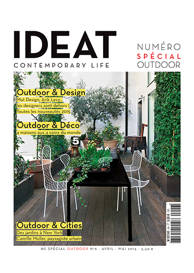 IDEAT contemporary life - Tresors cachès au fonde de la Botte, pp. 112-117, maggio 2015
